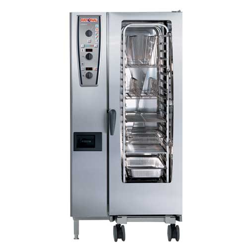 Horno Combi Master Plus Mod. 201 Rational