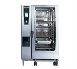Horno Self Cooking Center Whitefficiency Rational 202