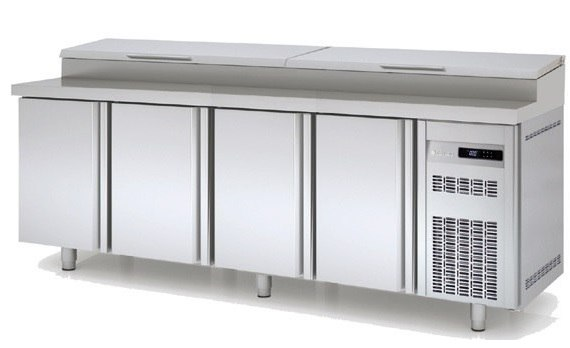Mesa Fría Coreco Big Salad-Pizza Chef Gama 800 MFEI80-250
